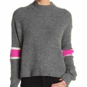 NWT John + Jenn mockneck sweater